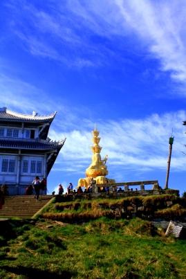 Mt.Emeishan, Sichuan province