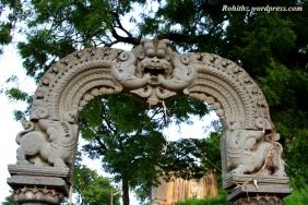 Mukhadwaram(Entrance)