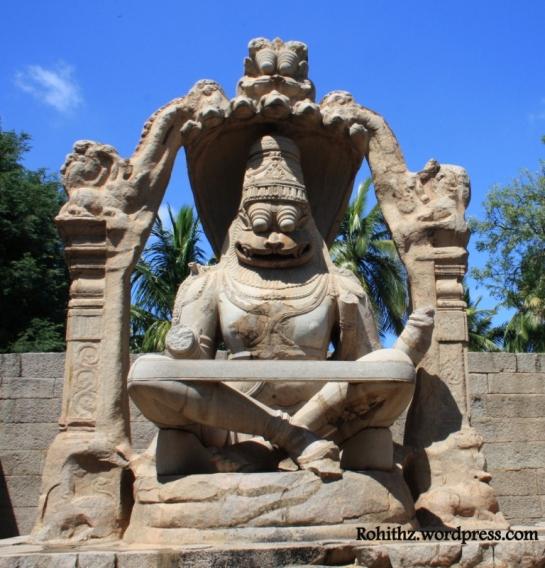 Badavi linga temple, Hampi Karnataka