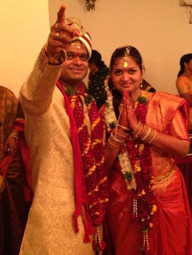 Nikhil bawa showing Arundhati Nakshatram