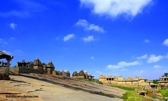 Hemakuta hills, Hampi Karnataka