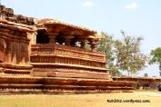 Rudreshwara shrine is the main temple