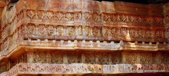 Architecture of Ramappa temple, Palampur Warangal