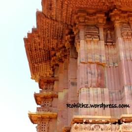 Architecture of Ramappa temple, Palampur