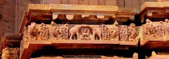 Architecture of Ramappa temple, Palampur, Warangal