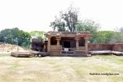 kameswara shrine is not worshipped now