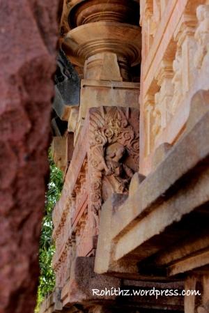 Architecture, Ramappa temple, Palampur village, Warangal