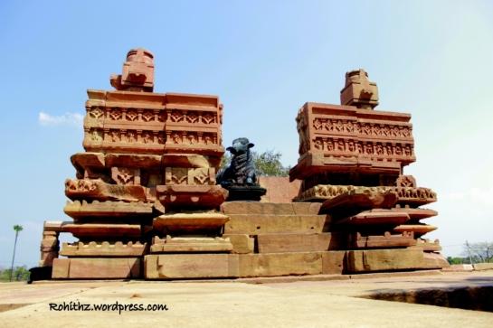 Nandi statue, Ramappa temple, Warangal