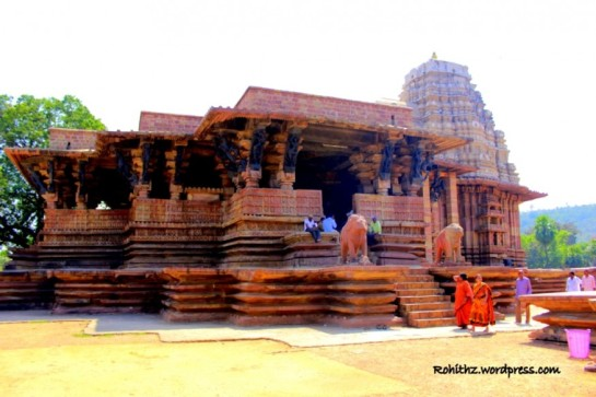 Ramappa temple, Palampur village Warangal