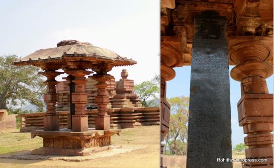 Sasanam, Ramappa temple Warangal