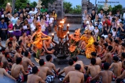 This was the best show I've seen in Bali.. Don't miss this if you are planning a trip to Bali.