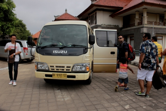 ISUZU Elf - Our Vehicle