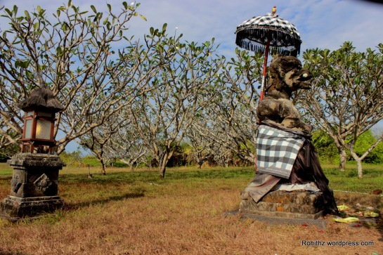 Balinese Culture is felt every where and anywhere in the islands..