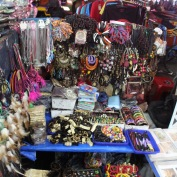 Souvenir shops – The whole city culture can be seen right here on this street..