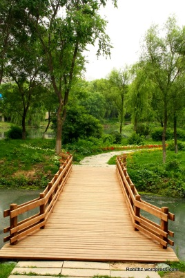 This is a bridge to Fauna.. :P