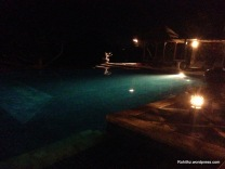 We relaxed ourself near this pool..