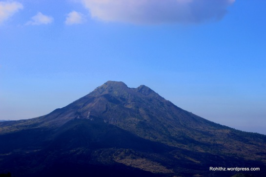 Nature's beauty is impeccable- Mt.Batur,Bali