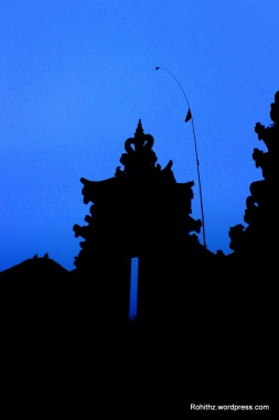 Mother temple or Pura Besakih temple