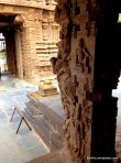 closer view of a Pillar..