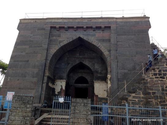 Khush Mahal- Master piece built by Shitab khan
