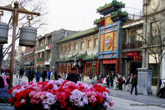 Qianmen avenue is a 570 year old pedestrian market. Infact this has many craftsman workshops, warehouses and theatres in the Hutongs nearby. Without a visit to this place, your trip to Beijing will be incomplete..