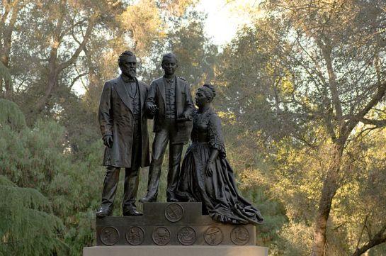 Leland Stanford's Family