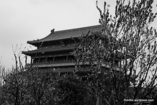 Beijing is referred to as an ancient capital of 5 dynasties五朝古都 (The Yuan, Ming, Qing, Liao and Jin). It had an extensive fortification system, consisting of the Forbidden City, the Imperial city, the Inner city, and the Outer city. Fortifications included gate towers, gates, archways, watchtowers, barbicans etc., It had the most extensive defense system in Imperial China.