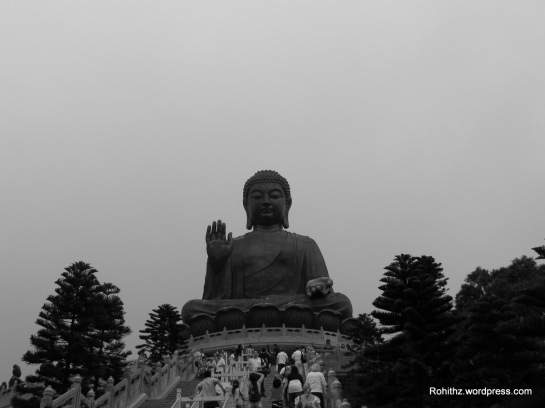 Visiting the big Buddha in Lantau Island is in my opinion the No1 must visti attraction. Reserve a full day for it and try to go with good weather. Recommendation: To get there you have to take a gondola lift (Ngong Ping 360) which offers 2 kind of cabins: a standard cabin and another one with a glass floor (crystal cabin). I strongly recommend to take the crystal cabin for one of the ways. Now the catch: take the standard cabin in the way up and the crystal on the way down. The majority of people takes the crystal on the way up and the standard on the way down, which causes some major delays in taking the gondola on the way down, take advantage of this fact to avoid huge queues on your way back.