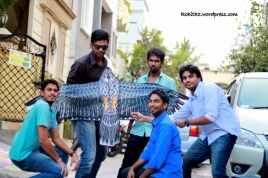 RoR boyz with Kite :P
