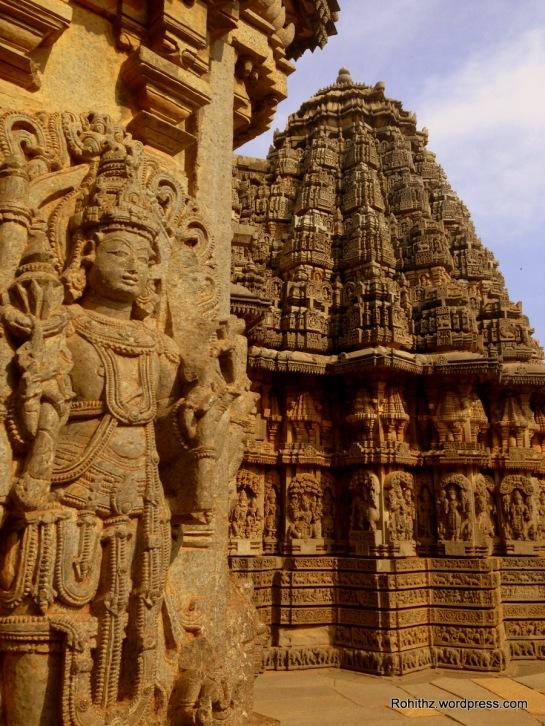 Chennakeshava temple, Somnathpur (7)