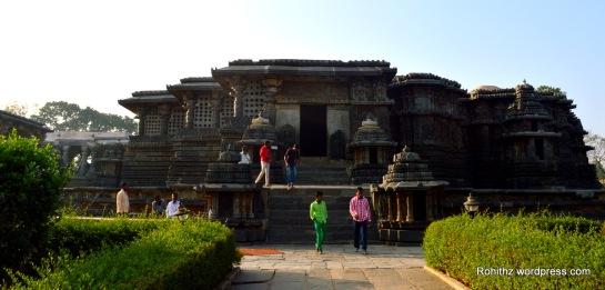 Hoysaleswara temple, Halebid (2)