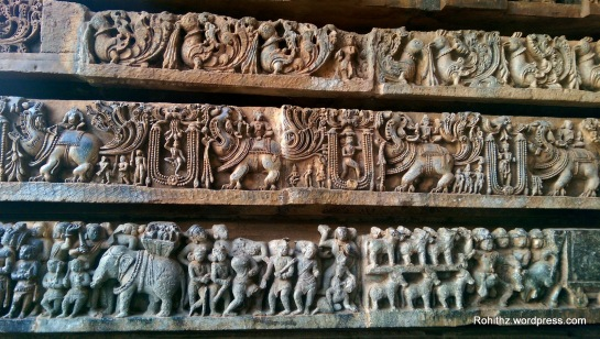 Hoysaleswara temple, Halebid (4)