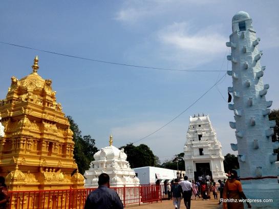Sri, Ananta Padmanabha Swamy Temple, Anantagiri Hills, Vikarabad (2)