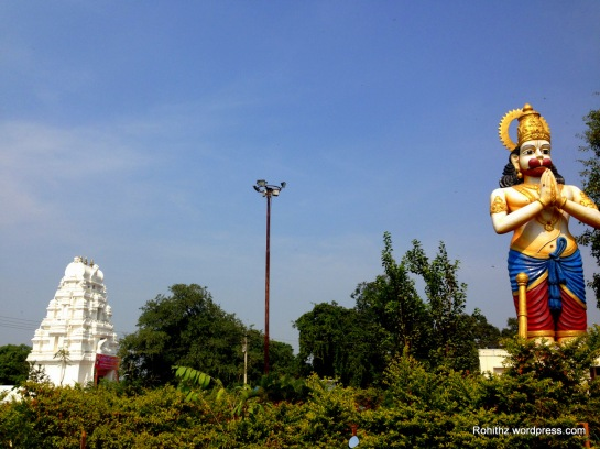 Sri, Ananta Padmanabha Swamy Temple, Anantagiri Hills, Vikarabad (5)