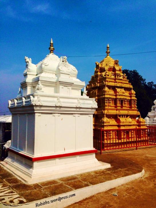 Sri, Ananta Padmanabha Swamy Temple, Anantagiri Hills, Vikarabad5.