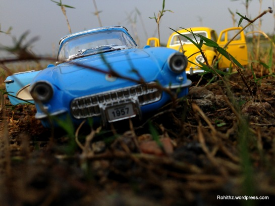 Miniature cars_Yellowie & Vader (7)