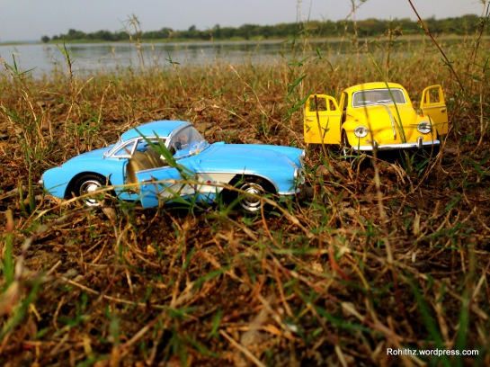 Miniature cars_Yellowie & Vader (8)