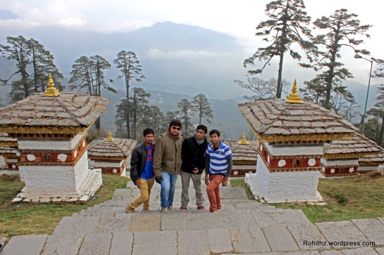 Dochula Pass hosts the Dochula Festival annually on 13 December. Bhutanese Started celebrating this festival from 2011. If you have a plan of visiting Bhutan in December then don't miss it..