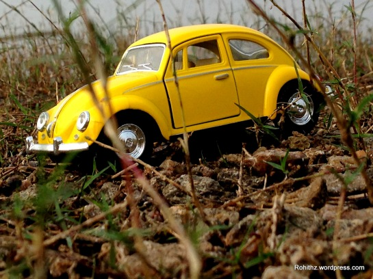 Miniature cars_Yellowie & Vader (2)