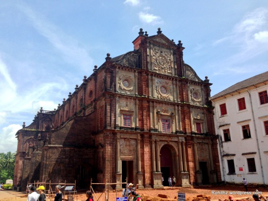 The Basilica of Bom Jesus  (1)