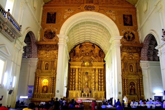 The Basilica of Bom Jesus  (3)