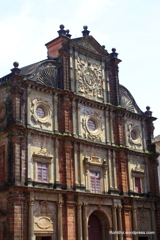 The Basilica of Bom Jesus  (6)