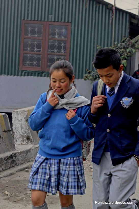 Darjeeling Faces (2)