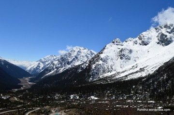 """""""Mountains are the beginning and the end of all natural scenery."""" -John Ruskin"""