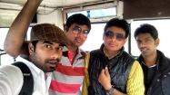 GK, Karthik and Me..