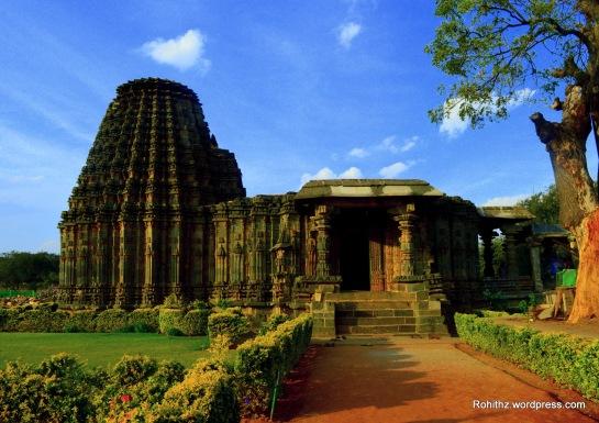 Doddabasappa temple, Dambal (4)