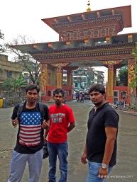 GK, Prashant &Karthik