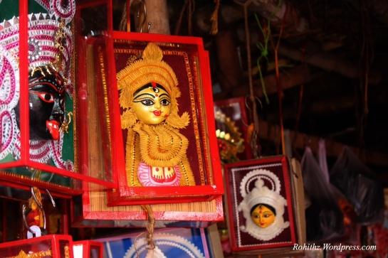 Kalighat Kali temple, Kolkata, West Bengal (5)