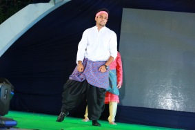 That's me while performing a dance..