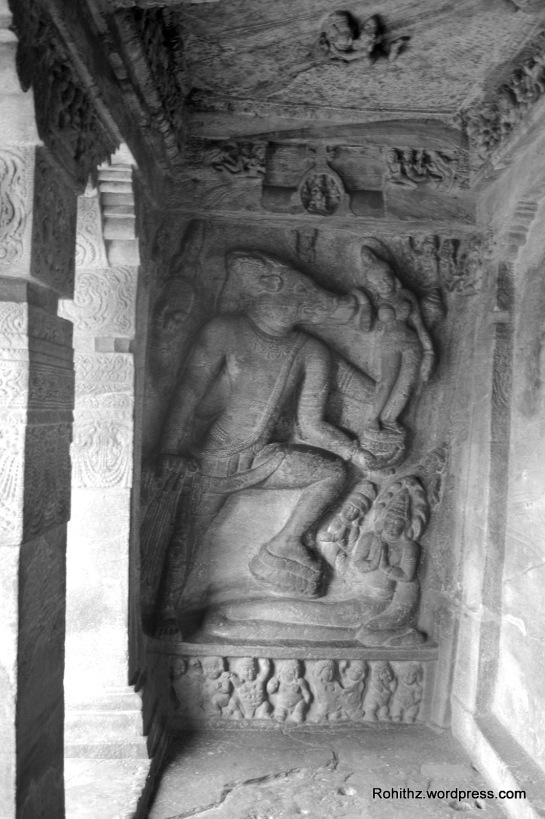 Badami cave temples, karnataka (3)